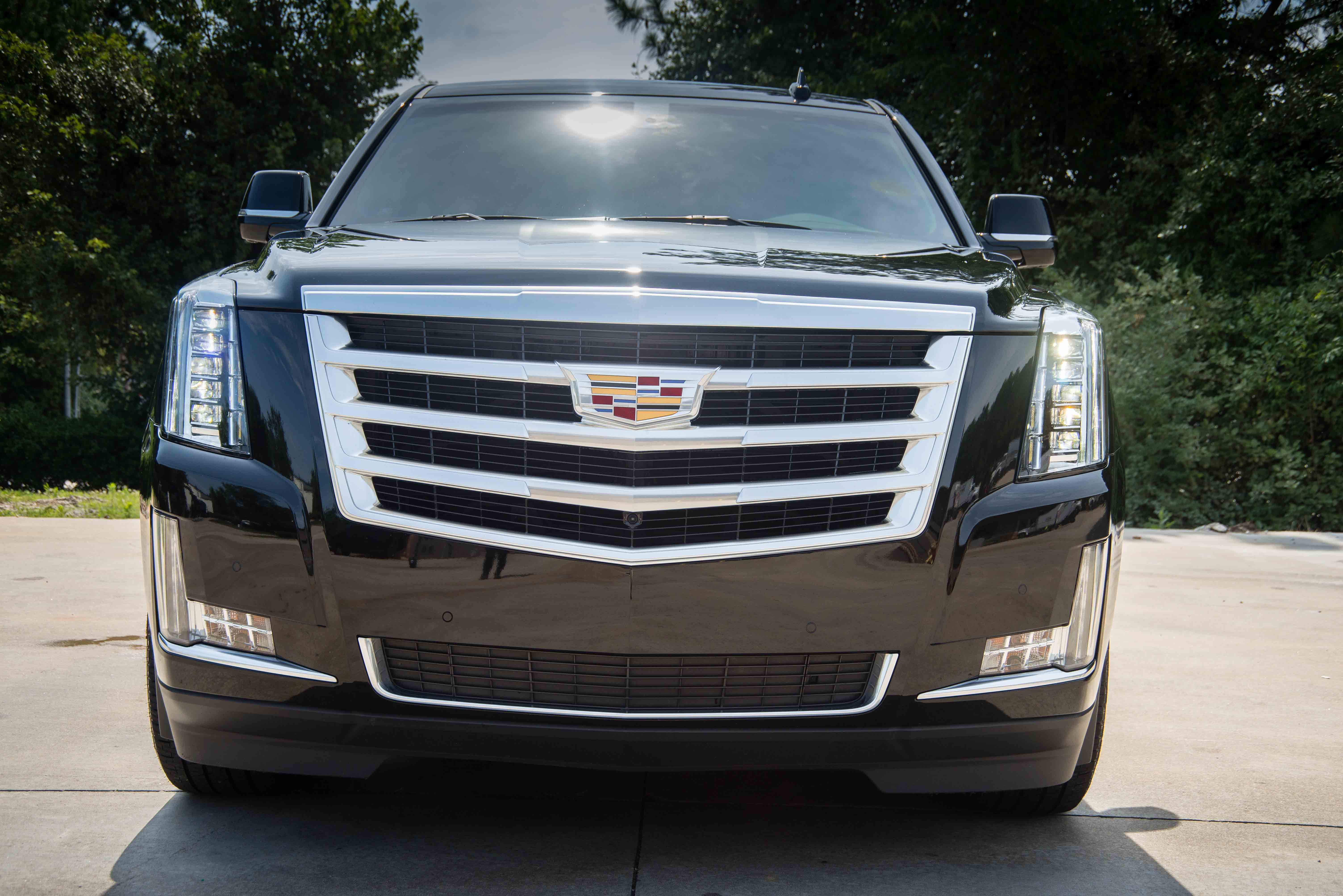 style g the off cadillac bose escalade show accessories magazine