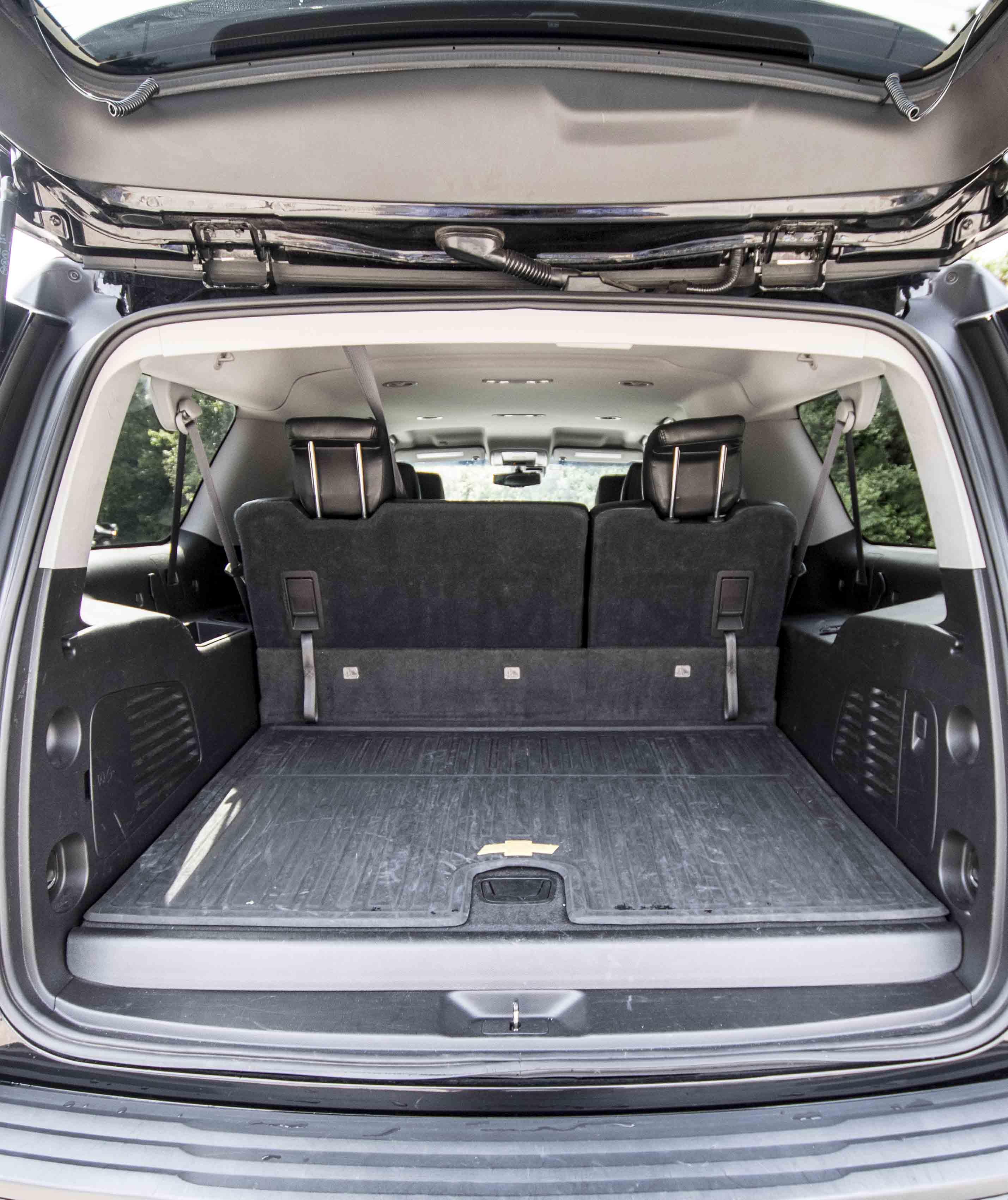 Cadillac Escalade 3rd Row Seats: EcoStyle Chauffeured Transportation EcoStyle Transportation
