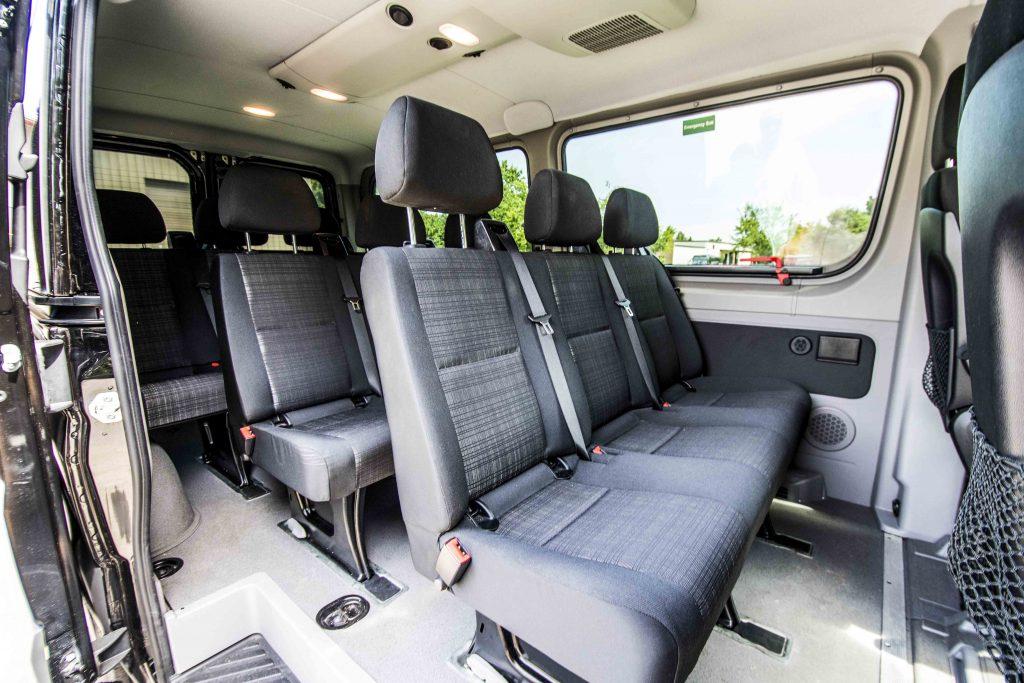 Mercedes Van