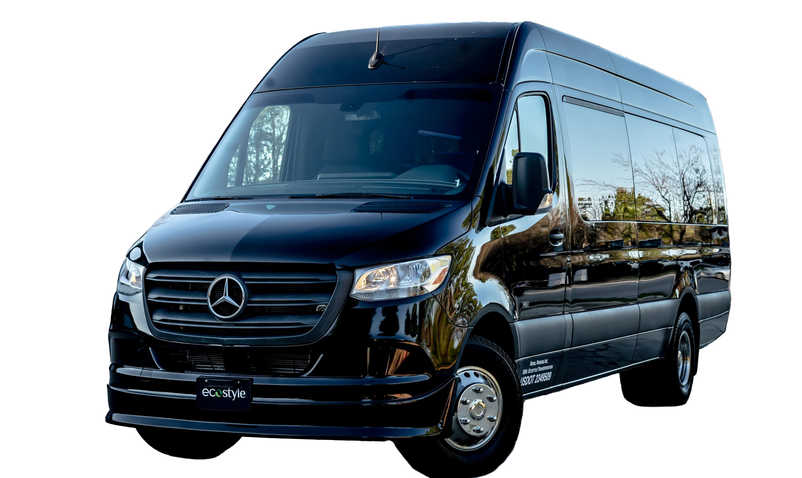 Mercedes Sprinter 14 Passenger Luxury